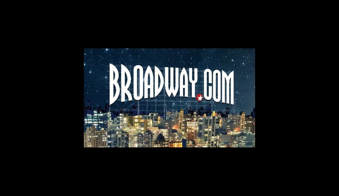 Broadway.com Logo - Sign on Buildings