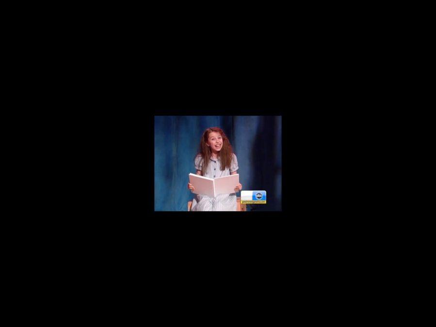 Watch It - Matilda on GMA - 5/13