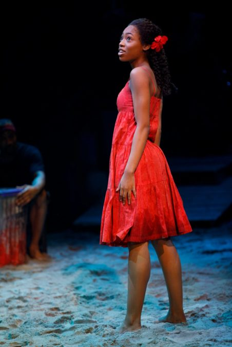 Show Photos - Once on This Island - 11/17 - Hailey Kilgore - Joan Marcus