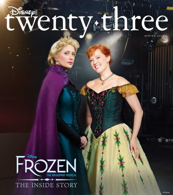 PS - Frozen - Disney twenty - three - 1/18 -