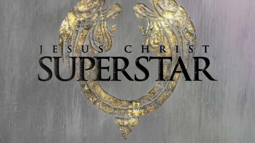 Jesus Christ Sueprstar - tour logo - 04/2018 - Bond Theatrical Group