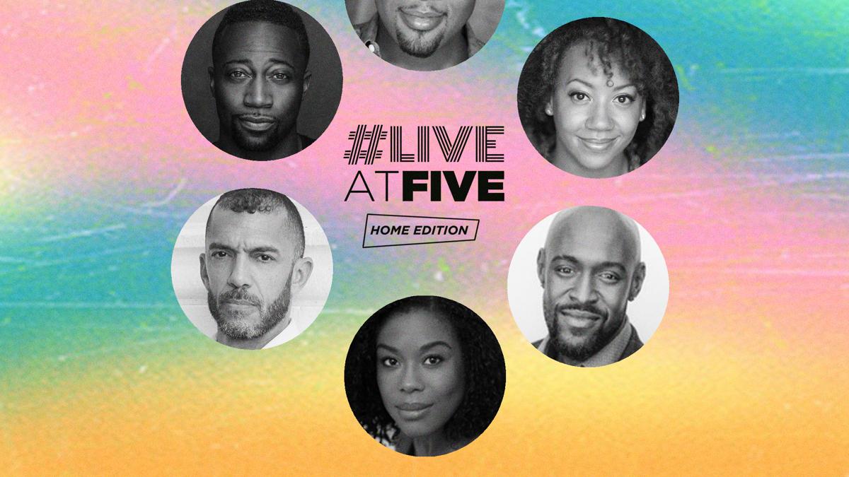 Live at Five Home Edition - Michael James Scott - Ariel Reid - John Eric Parker - Tracee Beazer - Dennis Stowe - Nick Rashad Burroughs - 7/20